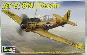 REVELL 1/48 AT-6 / SNJ TEXAN