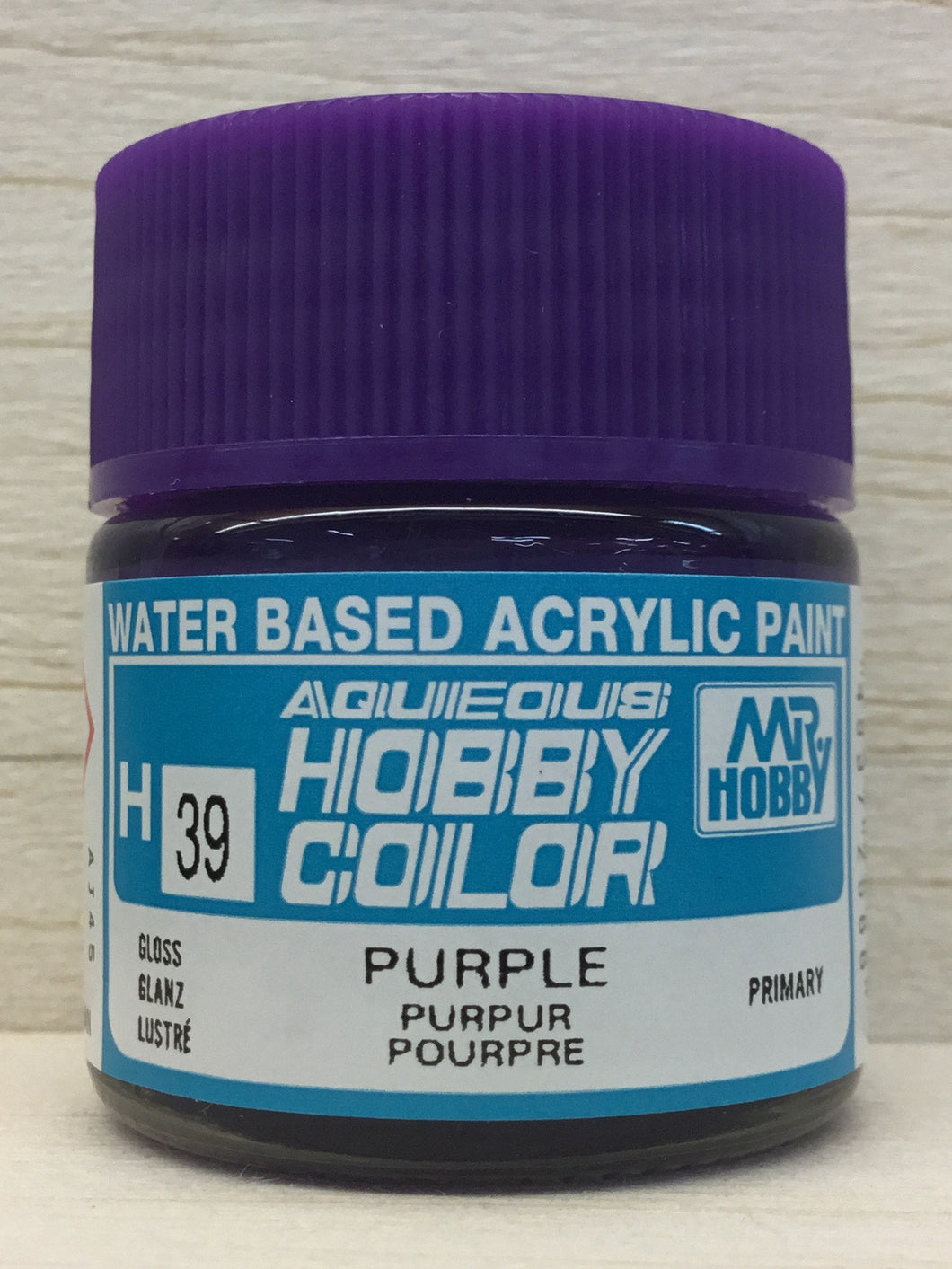 GUNZE MR HOBBY COLOR H39 PURPLE