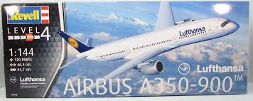 REVELL 1/144 LUFTHANSA AIRBUS A350-900