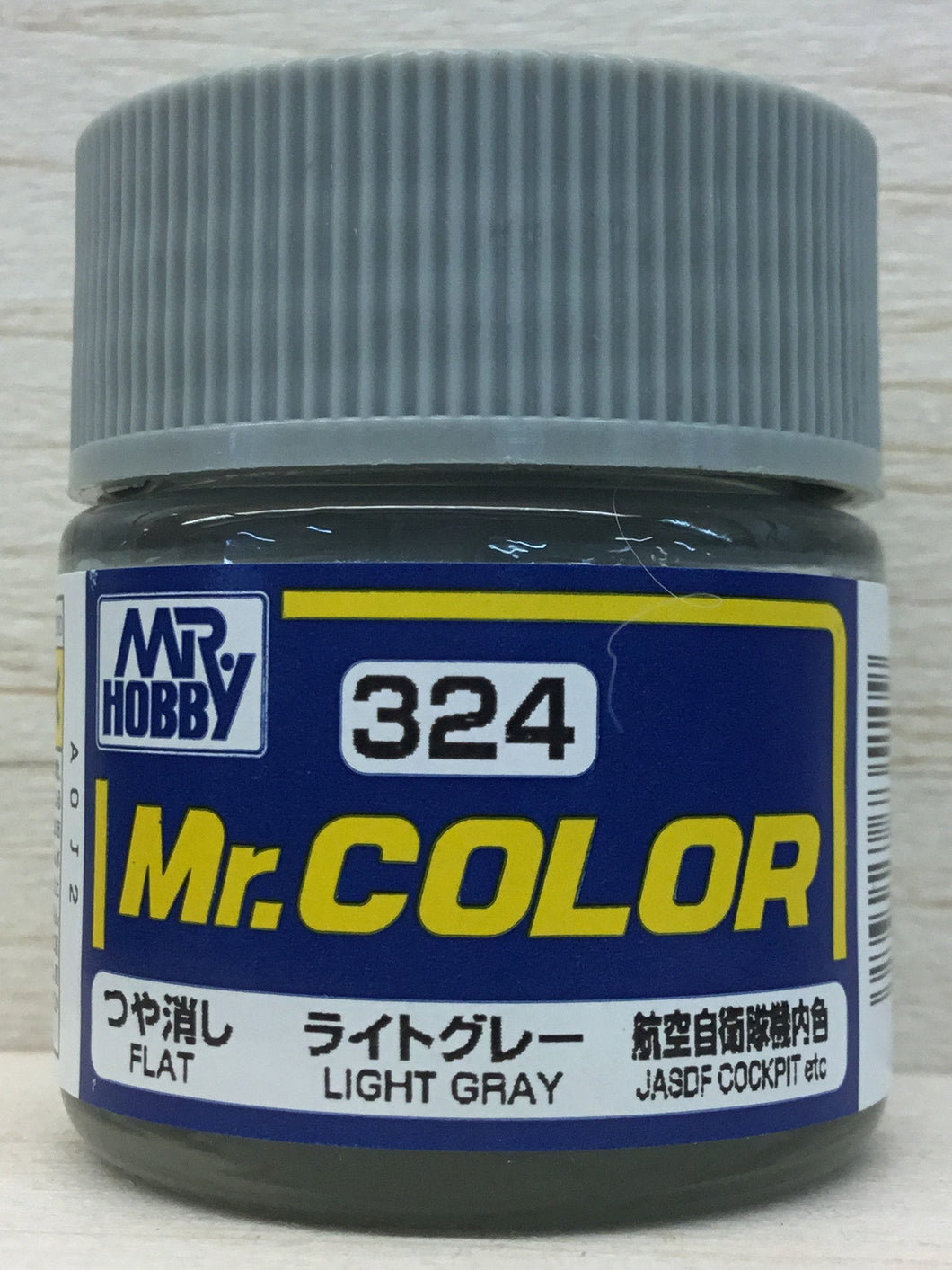 GUNZE MR COLOR C324 FLAT LIGHT GRAY