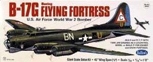GUILLOWS 1/28 B-17G FLYING FORTRESS