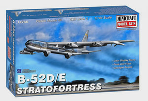 MINICRAFT 1/144 B-52 D/E SAC STRATOFORTRESS