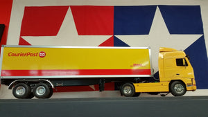 COURIER POST VOLVO R/C TRUCK AND TRAILER