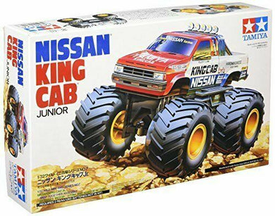 TAMIYA WILD MINI 4WD NISSAN KING CAB JR