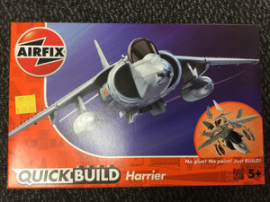 AIRFIX QUICKBUILD BAE HARRIER