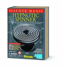 SCIENCE MAGIC HYPNOTIC SPINNER