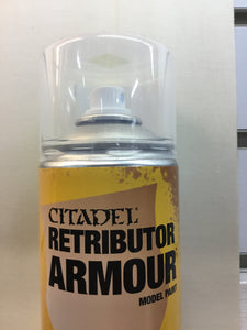 CITADEL SPRAY RETRIBUTION ARMOUR
