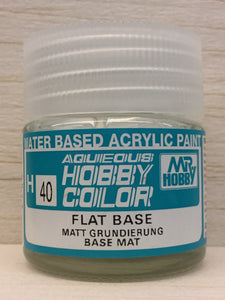 GUNZE MR HOBBY COLOR H40 FLAT BASE