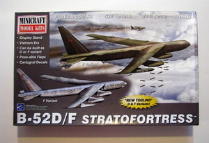 MINICRAFT 1/144 B-52 D/F STRATOFORTRESS