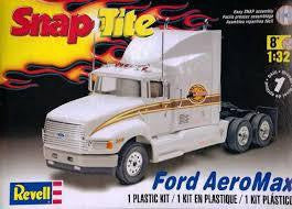 REVELL SNAP TITE FORD AEROMAX TRUCK