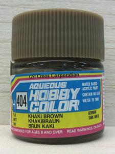 GUNZE MR HOBBY COLOR H404 KHAKI BROWN