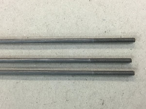 "DU BRO 145 4-40 X 30"" THREADED RODS"