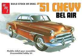 AMT 1/25 '51 CHEVY BEL AIR