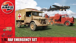 AIRFIX 1/72 RAF EMERGENCY SET