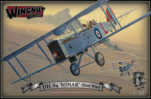 WINGNUT WINGS 1/32 DH.9A NINAK POST WAR