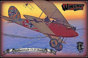 WINGNUT WINGS 1/32 HALBERSTADT CL.II (EARLY)