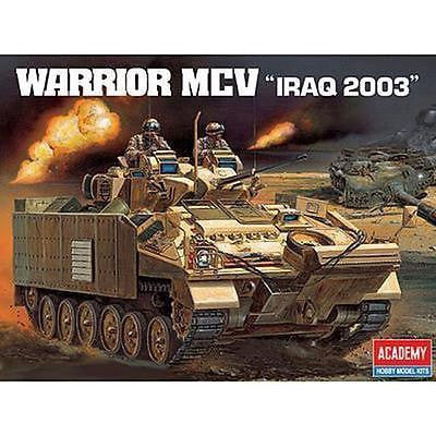 ACADEMY 1/35 WARRIOR MCV IRAQ