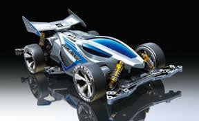 TAMIYA MINI 4WD DUAL RIDGE JR