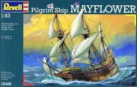 REVELL 1/83 MAYFLOWER