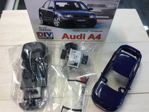 WELLY 1/64 AUDI A4 DIE CAST KIT