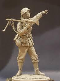 AC MODELS GERMAN 1/12 MG34 GUNNER