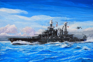 TRUMPETER USS MARYLAND BB-46 1941