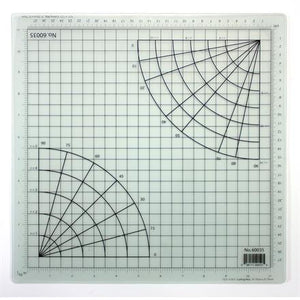 "EXCEL CUTTING MAT 18"" X 24"" CLEAR"