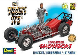 REVELL TOMMY IVO SHOWBOAT