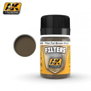 AK262 BROWN FILTER FOR WOOD