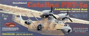 GUILLOWS 1/28 PBY-5/5A CATALINA