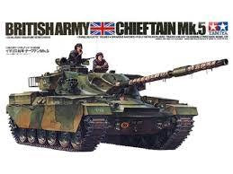 TAMIYA 1/35 BRITISH ARMY CHIEFTAIN MK5