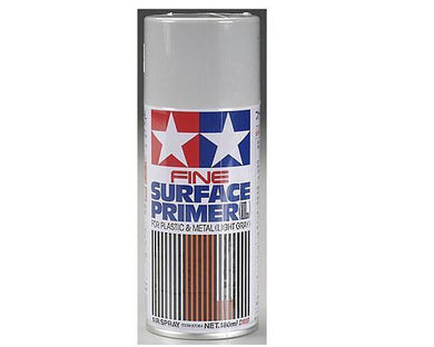 TAMIYA SPRAY FINE SURFACE PRIMER GREY