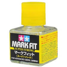 TAMIYA MARK FIT SUPER STRONG DECAL SOLUTION