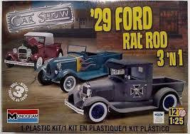 REVELL '29 FORD RAT ROD