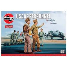 AIRFIX 1/76 USAAF PERSONNEL