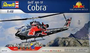 REVELL FLYING BULLS COBRA KITSET