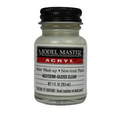 TESTORS ACRYL 4637 SEMI-GLOSS CLEAR