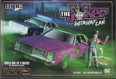 MPC 1/25 78 DODGE MONACO JOKER BATMAN