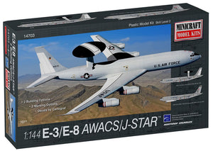 MINICRAFT 1/144 E8 AWACS JOINT STAR