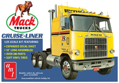 AMT 1/25 MACK CRUISE-LINER TRUCK