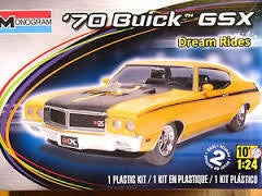 REVELL '70 BUICK GSX