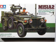 TAMIYA 1/35 M151A2 W/TOW MISSILE