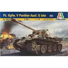 ITALERI 1/35 PANTHER AUSF. G LATE