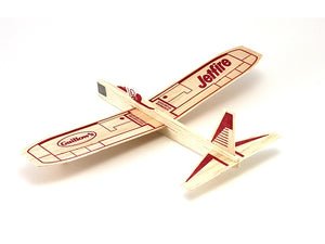 GUILLOWS BALSA GLIDER JETFIRE