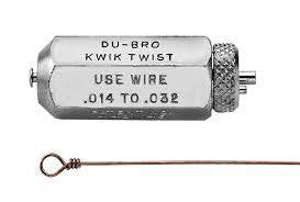 DU BRO KWIK TWIST WIRE BENDER