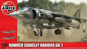 AIRFIX 1/72 BAE HARRIER GR1