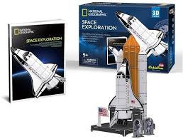 3D PUZZLES SPACE EXPLORATION SPACE SHUTTLE