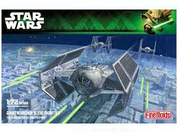 FINE MOULDS 1/72 STAR WARS DARTH VADER'S TIE FIGHTER ADVANCED
