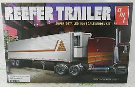 AMT 1/24 REEFER TRAILER (ONLY)