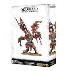 WARHAMMER 97-28 DEMONS OF KHORNE SKARBRAND THE BLOOD THIRSTER